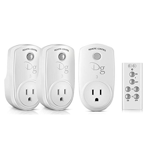 Smart4Card RC-13 Smart Home RF Wireless Remote Control Socket Power Plug Controller US (Glow Plug Control Module Duramax compare prices)