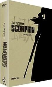 Coffret intégrale la femme scorpion