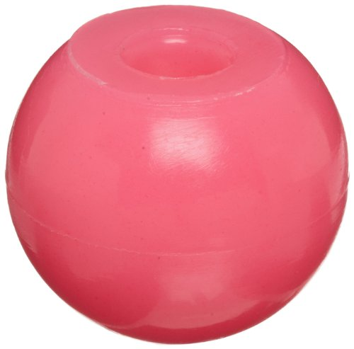 Molecular Models Pink Plastic Monovalent Atom Center, 17mm Diameter (Pack of 10)