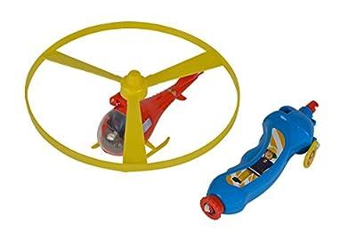 Simba 109253246 - Feuerwehrmann Sam Wallaby Flugspiel 13cm