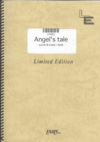 ピアノソロ Angel's tale/hyde (LPS85)[オンデマンド楽譜]