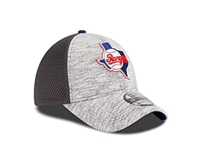 MLB Texas Rangers 2016 Clubhouse 39Thirty Stretch Fit Cap