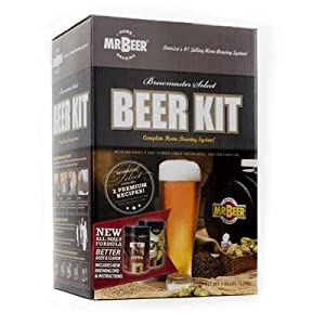 Coopers DIY Select Edition Beer Kit Cappucino - Espresso by Coopers DIY