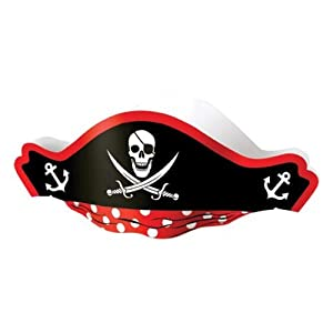 Paper Pirate Hats