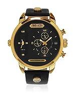 SO&CO New York Reloj con movimiento cuarzo japonés Man GP16128  52 mm