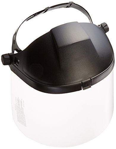 Honeywell RWS-51032 Faceshield Assembly with Ratchet Adjustment Suspension (Uv Protective Face Shield compare prices)