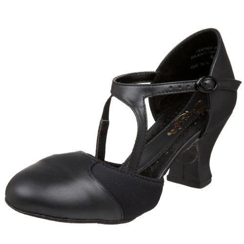 Capezio Women S Broadway Flex Character Shoe