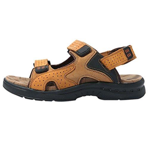 Mens Toe Loop Sandals front-909041