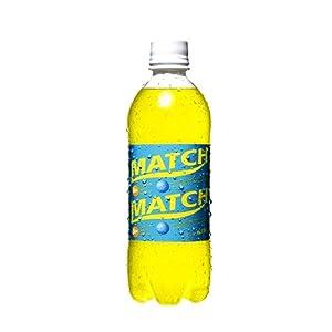 (お徳用ボックス) 大塚食品 MATCH マッチ 500ml 24本