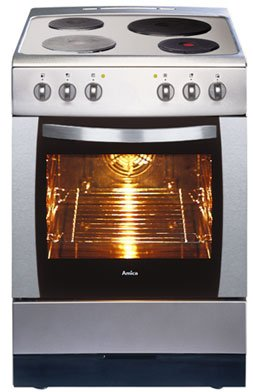 Buy Amica Stainless Steel 60cm Single