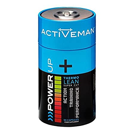 Activeman Power Up Thermolean 90 pro Packung