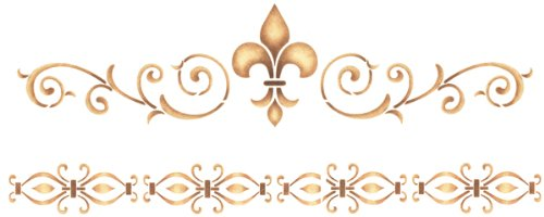 plaiddelta-plastic-stencil-magic-decorative-stencils-elegant-fleur-de-lis-825-inch-x-18-inch