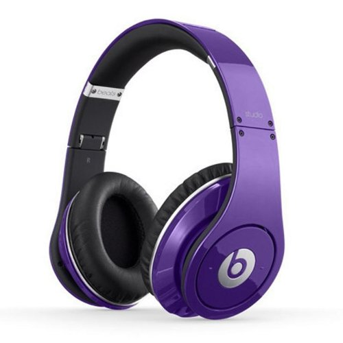 Beats Studio Over-Ear Headphone (Purple)