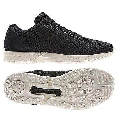 Adidas Originals ZX 8000 Flux Weave M19873 Black/Carbon Elements Pack Men's Shoes (Size 5.5) (Zx 8000 Weave compare prices)