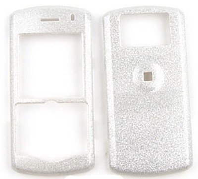Blackberry Pearl 8100/8110/8120/8130Rainbow Glitter, Grey Hard Case/Cover/Faceplate/Snap On/Housing/Protector
