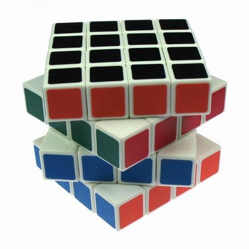 大图|四阶魔方教程公式口诀|四阶魔方的玩法