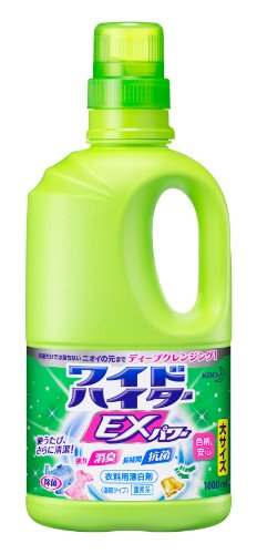 【大容量】ワイドハイターEXパワー 衣料用漂白剤 液体 本体 1000ml