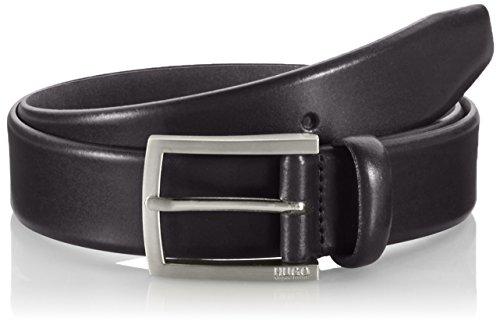 HUGO C-Barney-L 10112599 01, Cintura Uomo, Nero (Black 2), 110 cm