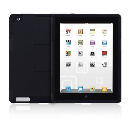 Incipio iPad-211 Silicrylic for Apple iPad 2 - Black/Black