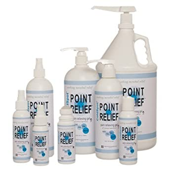 Point Relief Cold Spot Pain Relieving Gel