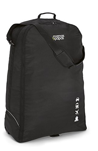 Mama-Papas-Stroller-Travel-Bag-Black