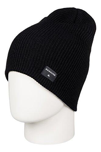 Quiksilver Men's Cushy Slouch-Cappellino, taglia unica, colore: nero