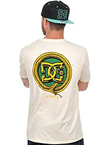 Herren T-Shirt DC Serpent Ring T-Shirt