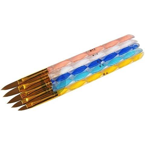 Sable Acrylic Nail Brushes