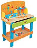 Maxim Wooden Pre-School Workbench