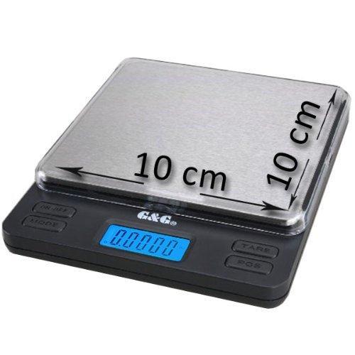 Balance de poche - haute précision -200g/0,01g