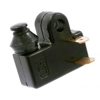 Interruptor de luz de freno trasera para Yamaha FJ1200, FZR600, FZ 750 Yamaha YP 400 Majesty 5RUX SH051 2008 34 PS, 25 k