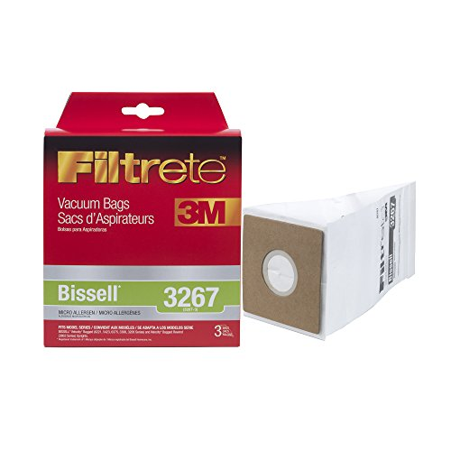 Bissell Vacuum Bags front-13146