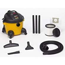 Shop-Vac 962-06-00 6-Gallon 3-Horsepower Ultra Plus Wet Dry Vacuum