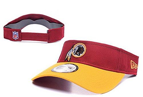 [Washington Redskins Super Soft Visor Hats] (Wigs Hobart)
