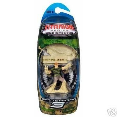 Titanium Series Marvel Spider-Man Sandman
