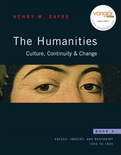 Humanities: Culture, Continuity & Change, Book 4  Value Pack (includes Humanities: Culture, Continuity & Change,
