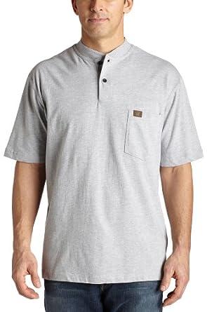Riggs Workwear By Wrangler Men 39 S Short Sleeve Henley
