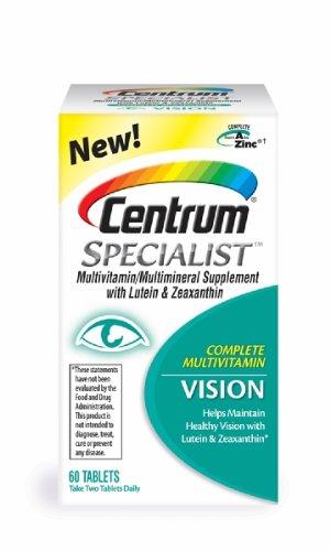 Centrum Specialist Vision, 60-Count