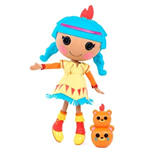 Amazon.com: Lalaloopsy Doll - Feather Tell-A-Tale: Toys & Games
