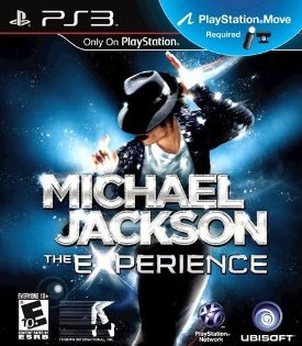 Michael Jackson The Experience - Playstation 3 front-931205