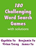 img - for 180 Challenging Word Search Games with Solutions book / textbook / text book