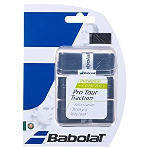 Buy Babolat Synetc Pro Tour Traction Overgrip, Assorted by Babolat