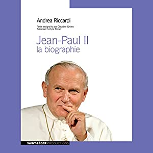 Jean-Paul II | Livre audio