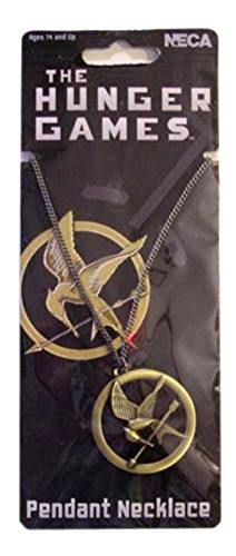Hunger Games Mockingjay Pendant Neca Suzanne Collins Katniss Necklace