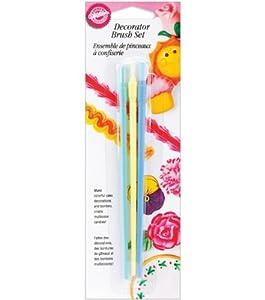 Decorator Brush Set 3/pkg-
