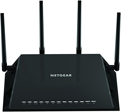 NETGEAR Nighthawk X4S - AC2600 MU-MIMO Smart WiFi Gaming Router