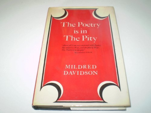 Poetry Is In the Pity PDF
