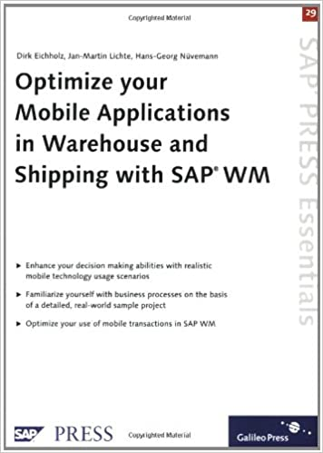 Optimize your Mobile Applications in Warehouse and Shipping