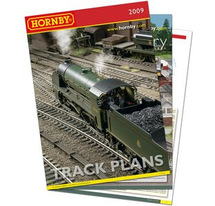 Hornby  R8140 Hornby Track Plans Edition 12 2009   Publications