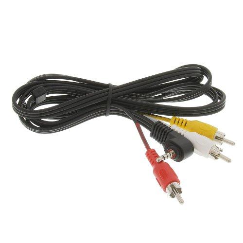 Camcorder Anschlusskabel 3xCinch für Camcorder Kabel